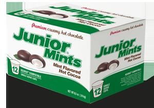 Junior Mints Single Serve Hot Cocoa (24 Pack)