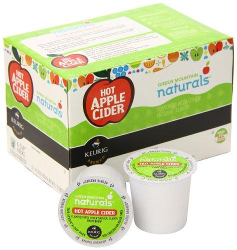 Green Mountain Coffee® Hot Apple Cider Mix Single Serve K-Cup® Pods (24 Pack)