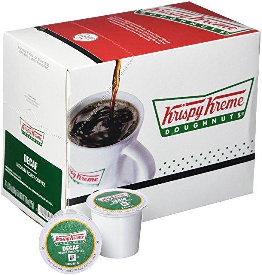 Krispy Kreme™ Doughnut Decaf Single Serve Coffee (24 Pack)