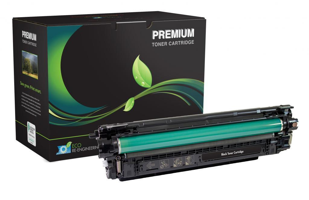 MSE New Compatible Yellow Toner Cartridge replacement for HP (CF362X)