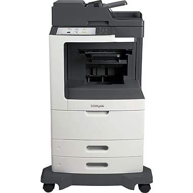 Lexmark MX810de Monochrome Laser Multifunction Printer (24T7407)