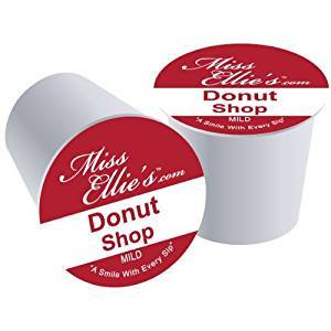 Miss Ellie's Donut Shop Single Serve Coffee (24 Pack)