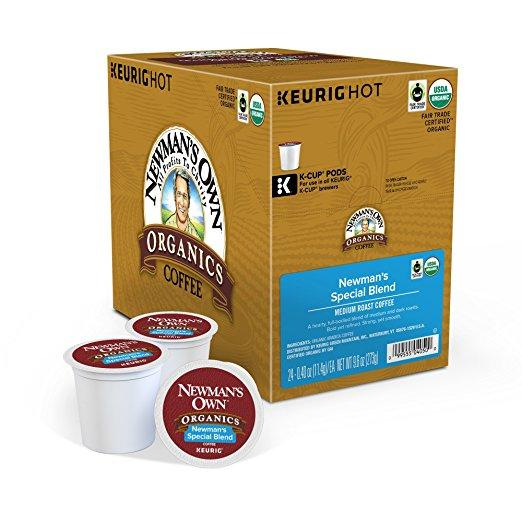 Newman's Own® Organics Special Blend K-Cup® Pods (24 Pack)