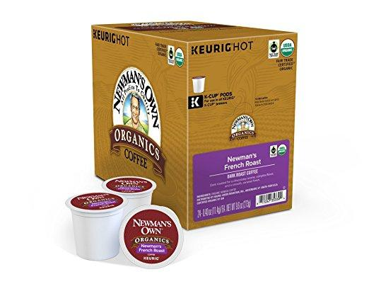 Newman's Own® Organics French Roast K-Cup® Pods (24 Pack)