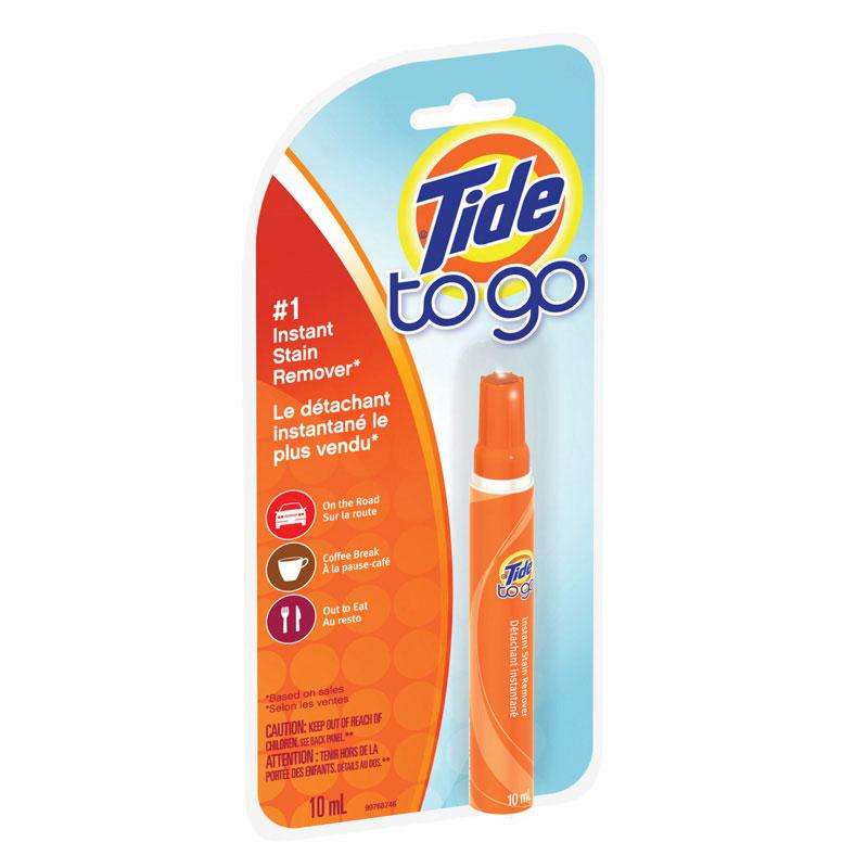 Tide To Go Instant Stain Remover Pen Applicator 10 ml - 6/pack