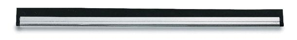 """Window Squeegee Channel With Rubber On Stainless Steel Base 18"""" - Each"""
