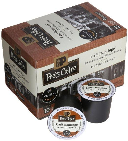 Peet's Coffee® Cafe Domingo K-Cup® Pods (10 Pack)