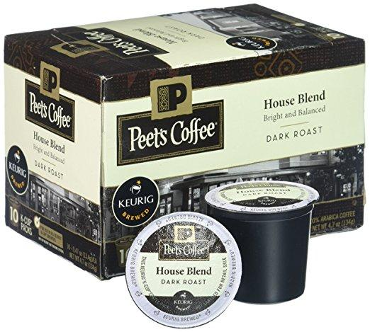 Peet's Coffee® House Blend K-Cup® Pods (10 Pack)