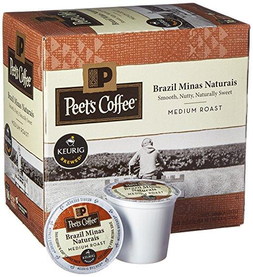 Peet's Coffee® Brazil Minas K-Cup® Pods (10 Pack)