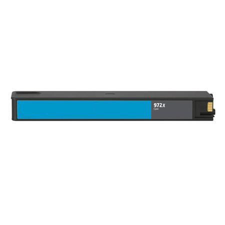 Premium New Compatible Cyan Toner Cartridge for HP 972X (L0R98AN)