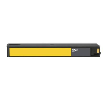 Premium New Compatible Yellow Toner Cartridge for HP 972X (L0S04AN)