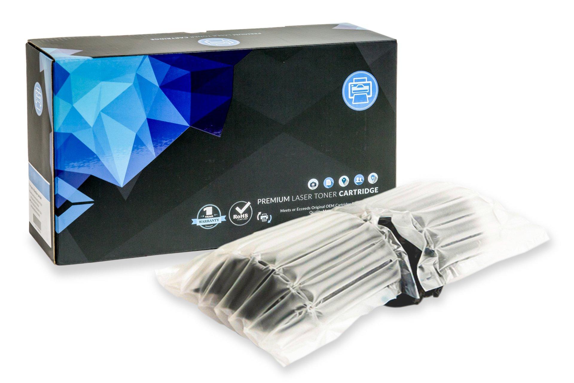 Premium New Black Toner Cartridge for Okidata 45807105