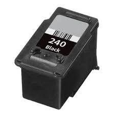 Premium New Compatible Black Ink Cartridge High for Canon PG-240XL