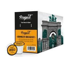 Prospect Tea Brooklyn Breakfast Single Serve Tea (24 Pack)