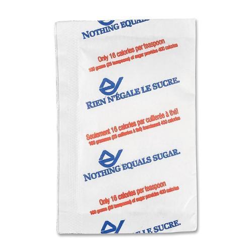 Redpath Sugar Packs - 1000 packs per case