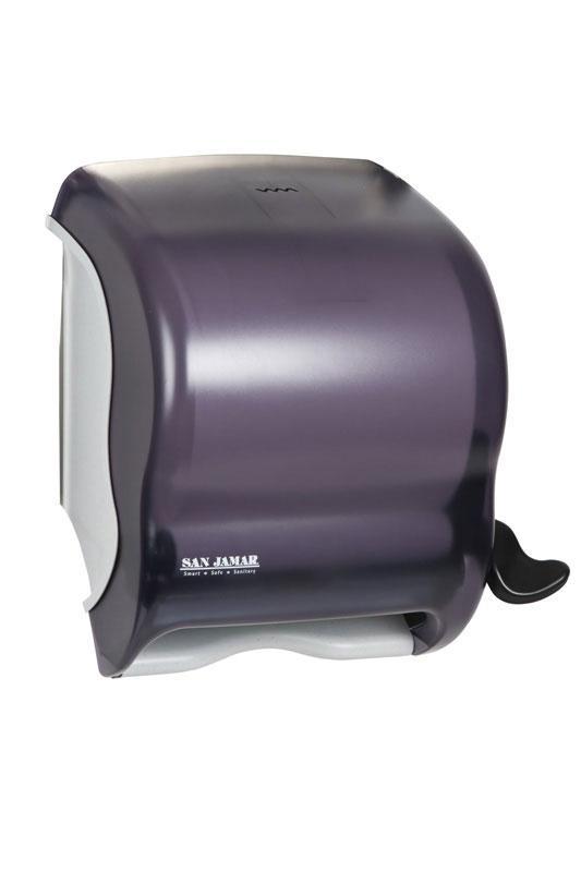 "Element Hand Paper Towel Dispenser Black Plastic 12.75""X12.5""X8.5"""