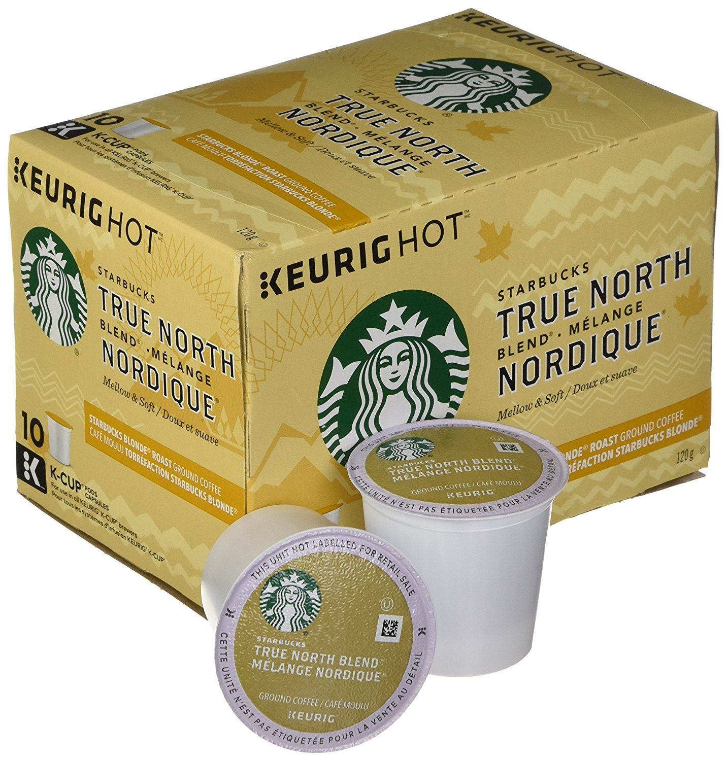 Starbucks® True North (Veranda) Blend K-Cup® Pods (24 Pack)