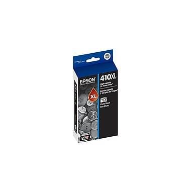 Epson Original 410XL Photo Black Ink Cartridge, High Capacity (T410XL120)