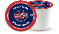 Timothy's® Italian Blend Single Serve K-Cup® Pods (24 Pack)