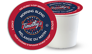 Timothy's® Morning Blend Single Serve K-Cup® Pods (24 Pack)