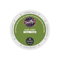 Timothy's® Earl Grey Single Serve Tea Pods (24 Pack)