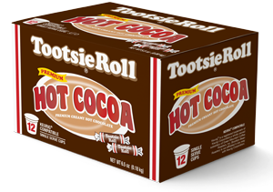 Tootsie Roll Single Serve Hot Cocoa (24 Pack)