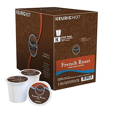 Tully's® French Roast Single Serve Coffee Cups (24 Pack)