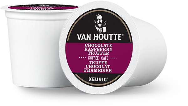 Van Houtte® Chocolate Raspberry Truffle Single Serve K-Cup® Coffee Pods (24 Pack)