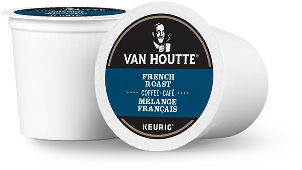 Van Houtte® French Roast Single Serve K-Cup® Coffee Pods (24 Pack)