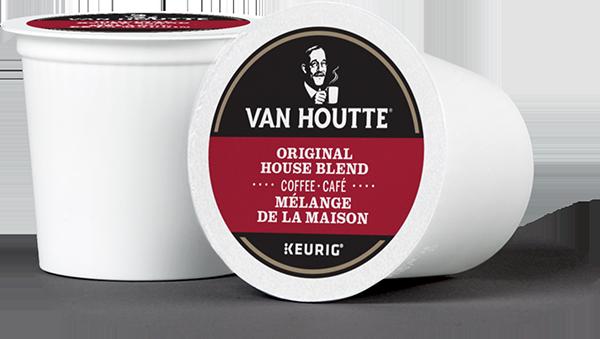 Van Houtte® Original House Blend Single Serve K-Cup® Coffee Pods (24 Pack)