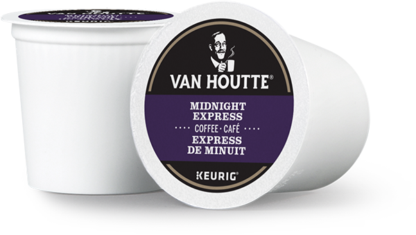 Van Houtte® Midnight Express Single Serve K-Cup® Coffee Pods (24 Pack)