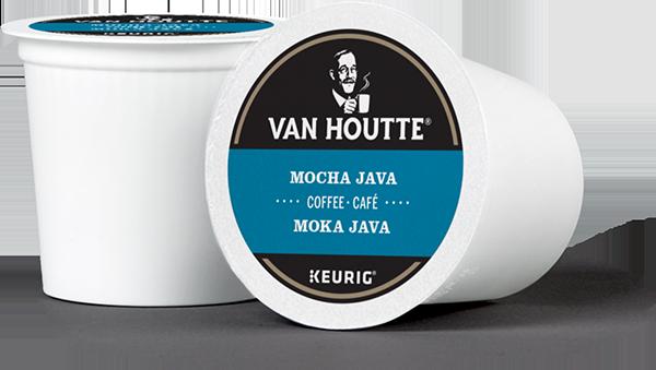 Van Houtte® Mocha Java Single Serve K-Cup® Coffee Pods (24 Pack)