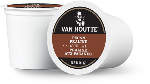Van Houtte® Pecan Praline Single Serve K-Cup® Coffee Pods (24 Pack)