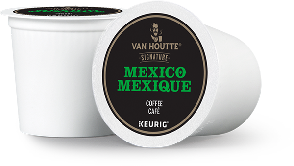 Van Houtte® Mexico Single Serve K-Cup® Coffee Pods (24 Pack)