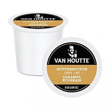 Van Houtte® Butterscotch Single Serve K-Cup® Coffee Pods (24 Pack)