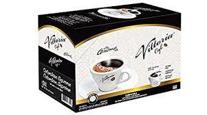 Vittoria Café Colombian Supreme Single Serve Coffee (24 Pack)