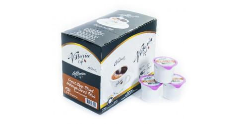 Vittoria Café Donut Shop Single Serve Coffee (24 Pack)