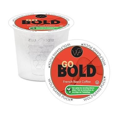 Wolfgang Puck® Go Bold Single Serve Coffee (24 Pack)
