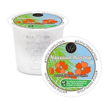 Wolfgang Puck® Hawaiian Hazelnut Single Serve Coffee (24 Pack)