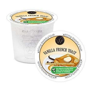 Wolfgang Puck®Vanilla French Toast Single Serve Coffee (24 Pack)