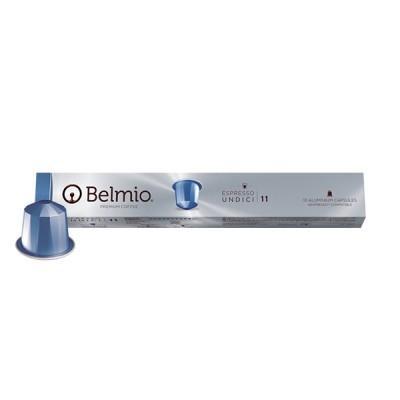 Belmio Undici Nespresso Compatible Capsules, 10 Pack