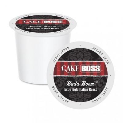 Cake Boss Bada Boom Single Serve Coffee (24 Pack)