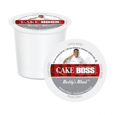 Cake Boss Buddy Blend Single Serve Coffee (24 Pack)
