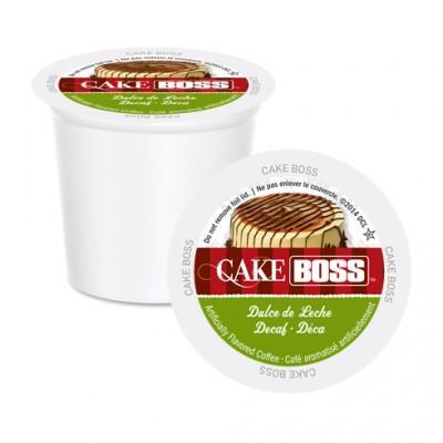 Cake Boss Dulce De Leche Decaf Single Serve Coffee (24 Pack)