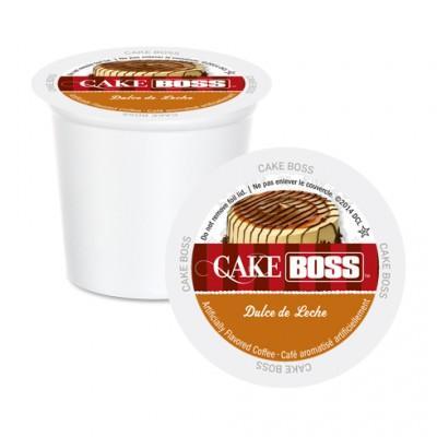 Cake Boss Dulce De Leche Single Serve Coffee (24 Pack)