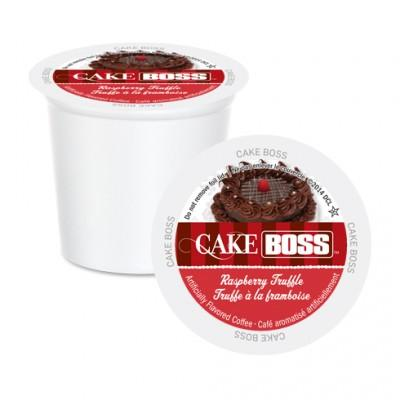 Cake Boss Raspberry Truffle Single Serve Coffee (24 Pack)