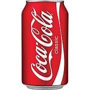 Coca Cola (Coke) Original - 355 mL Cans - 24/Pack
