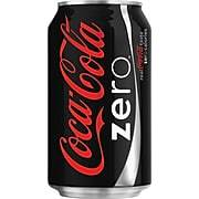 Coca Cola® Coke Zero - 355 mL Cans - 24/Pack