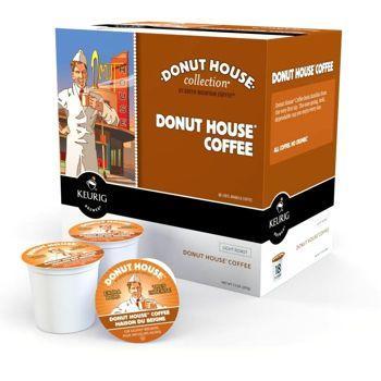 Donut House® House Blend Single Serve Coffee (24 Pack)