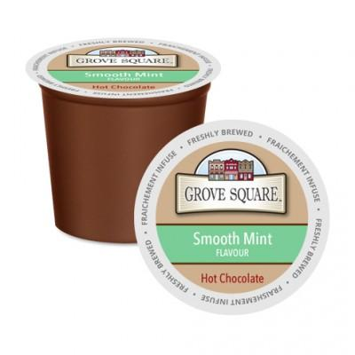 Grove Square Smooth Mint Single Serve Hot Chocolate (24Pack)